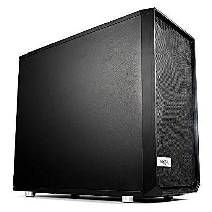 Fractal Design Meshify S2 No Power Supply ATX Mid Tower FD-CA-MESH-S2-
