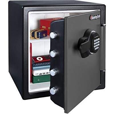 SentrySafe SFW123ES 1.2 cu ft Electronic Fire Safe Safe Safe f16