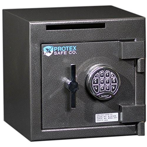 Protex Security Safe with Drop Slot (B-1414SE) (B-1414SE)