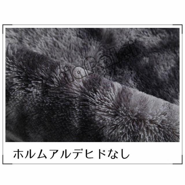 ラグ カーペット 絨毯 オールシーズン 洗える 長方形 滑り止め付き じゅうたん 現代 北欧風ins風 洗濯ok 厚み ふわふわ100*200cm|zariapalei|18