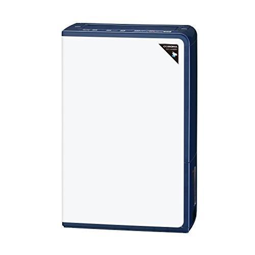 CORONA(コロナ) 衣類乾燥除湿機 除湿量18L(木造20畳·鉄筋40畳まで) エレガントブルー CD-H18A(AE)