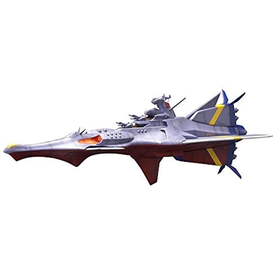 コトブキヤ ふしぎの海のナディア N-ノーチラス号 1/1000スケール プラモデル[KP314]