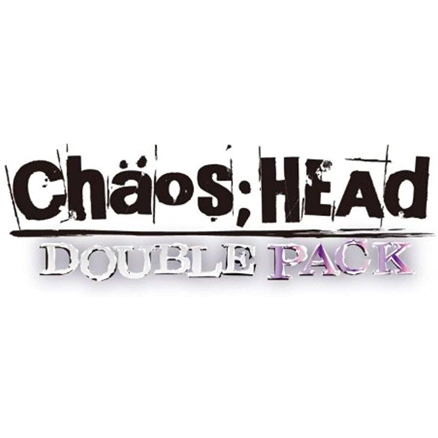 CHAOS;HEAD ダブルパック - PS3[43173-498738]