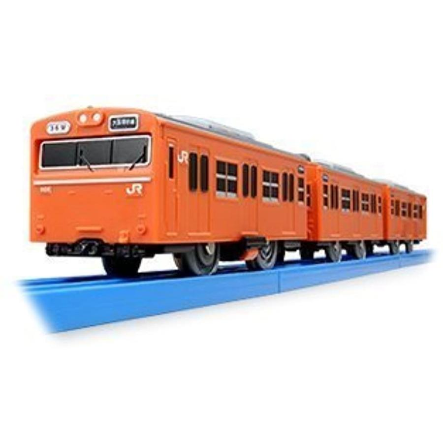 TOMY プラレール 限定車両 103系 大阪環状線 高運転台モデル オリジナルプラレール[4904810491750]