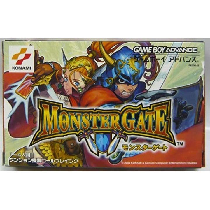 モンスターゲート(Game Boy Advance)