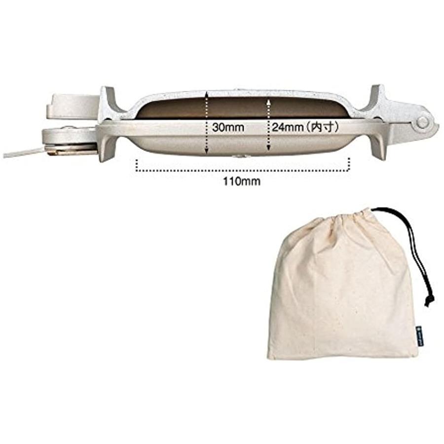 ホットサンドクッカー トラメジーノ GR-009(., .)|zebrand-shop|15