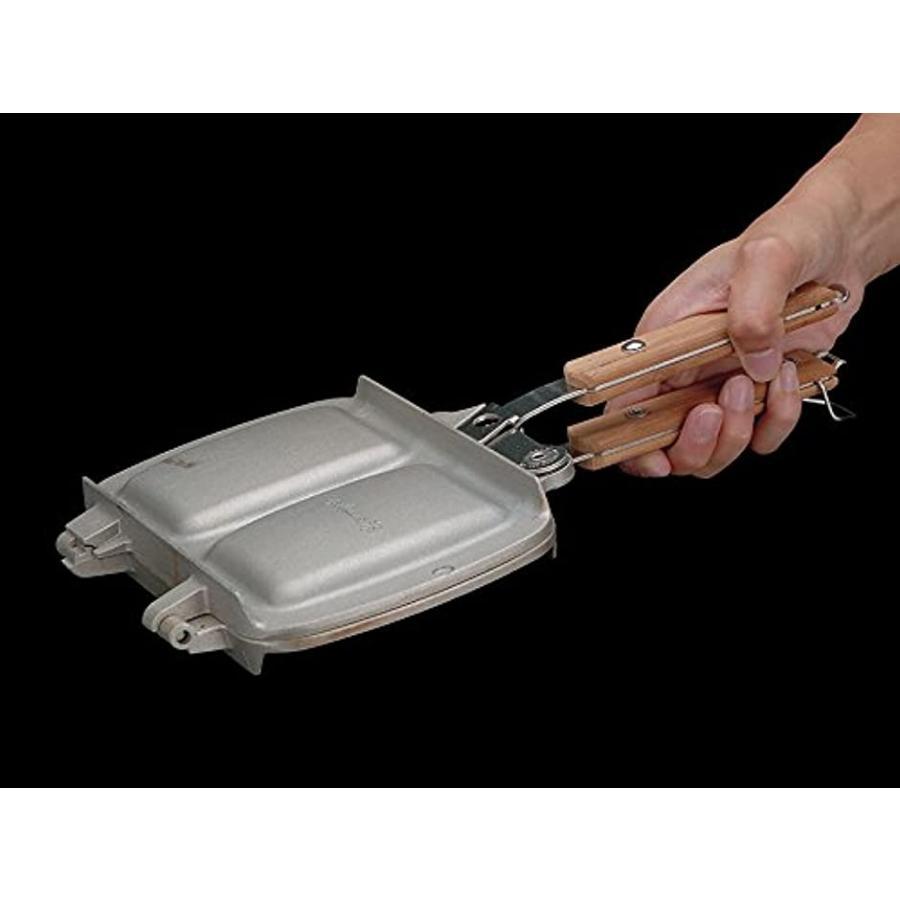 ホットサンドクッカー トラメジーノ GR-009(., .)|zebrand-shop|10