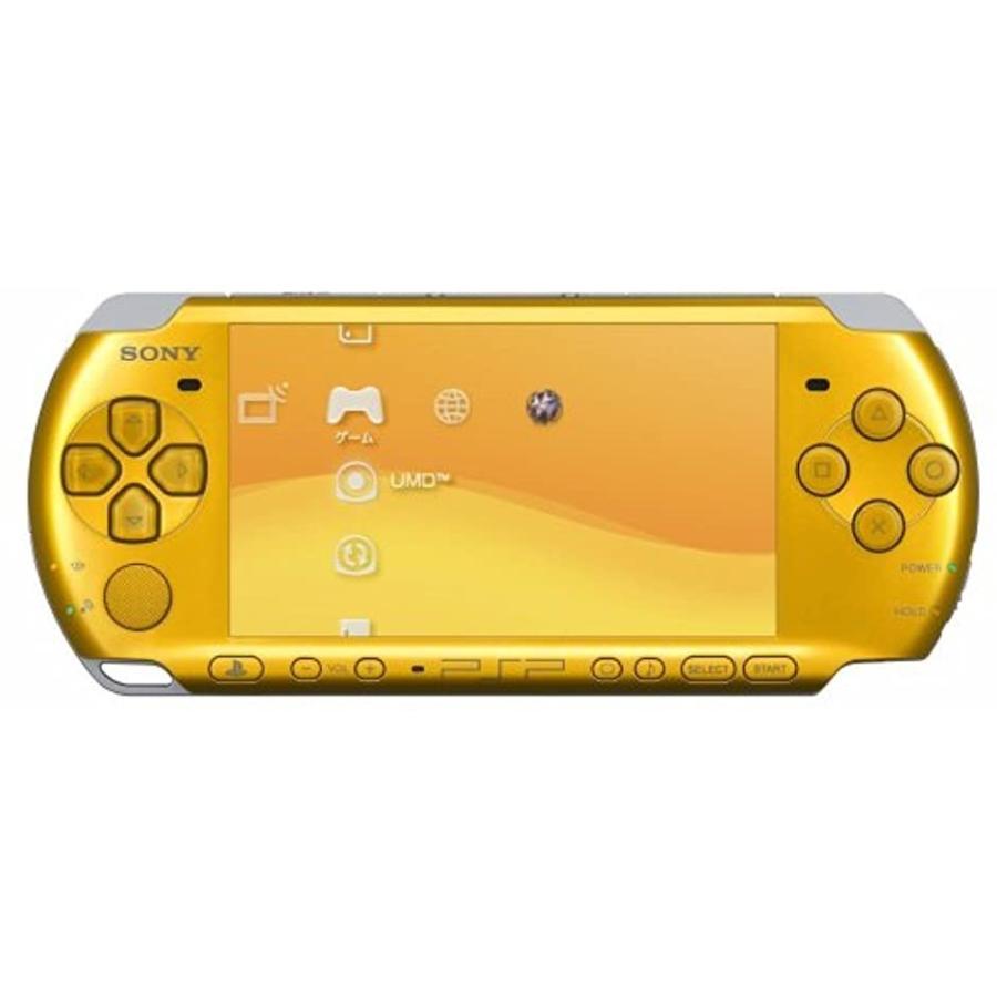 PSP「プレイステーション・ポータブル」 PSP-3000BY 「メーカー生産終了」[13306471](ブライト・イエロー, Sony PSP)