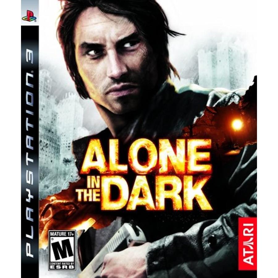 Alone in the Dark[27478](1枚)