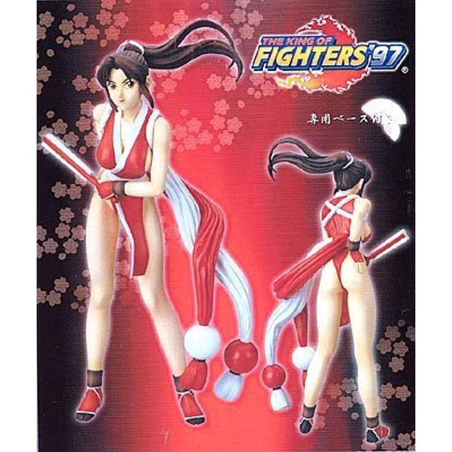 THE KING OF FIGHTERS'97 1/7 不知火 舞 PVC塗装済み完成品[na]