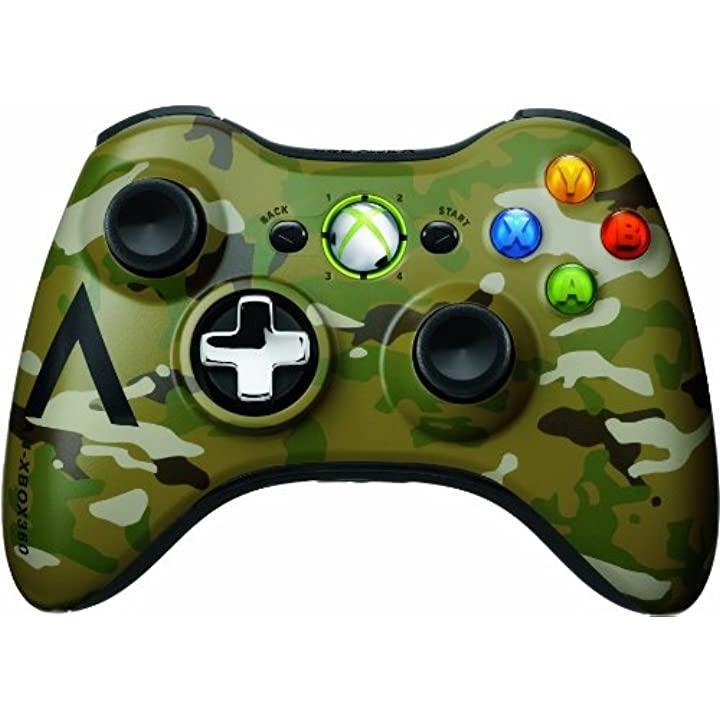 Xbox 360 ワイヤレス コントローラー SE カモフラージュ(Xbox 360)