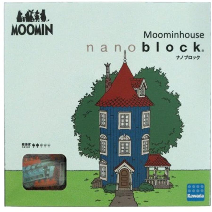 ナノブロック ムーミンハウス[MOM-042]