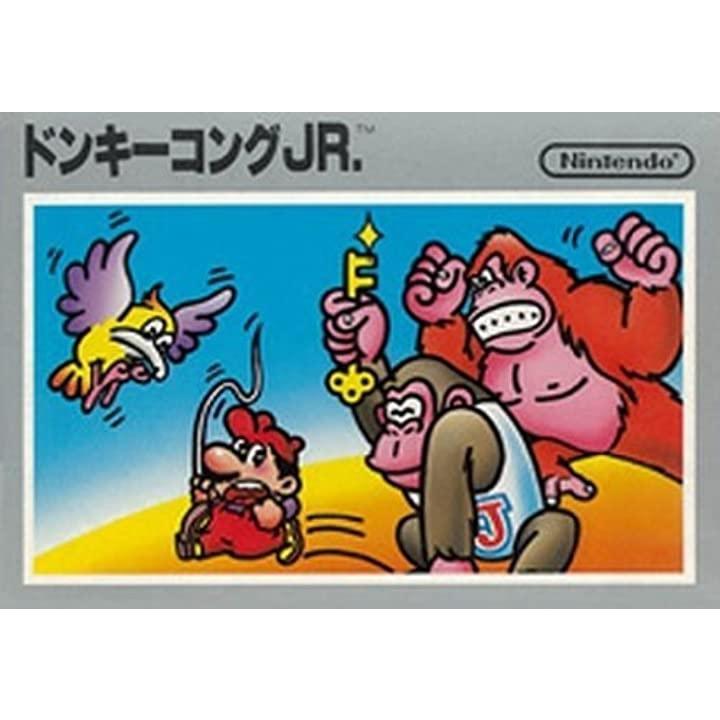 ドンキーコングJR(Nintendo Entertainment)