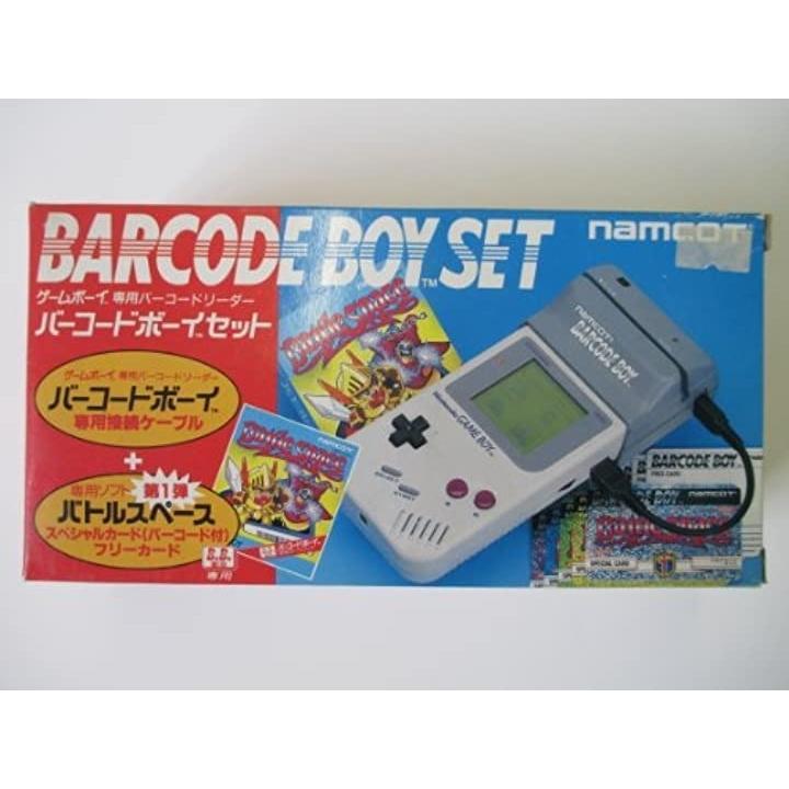 バーコードボーイセット 専用ソフト:バトルスペース+バーコード本体同梱セット[001]