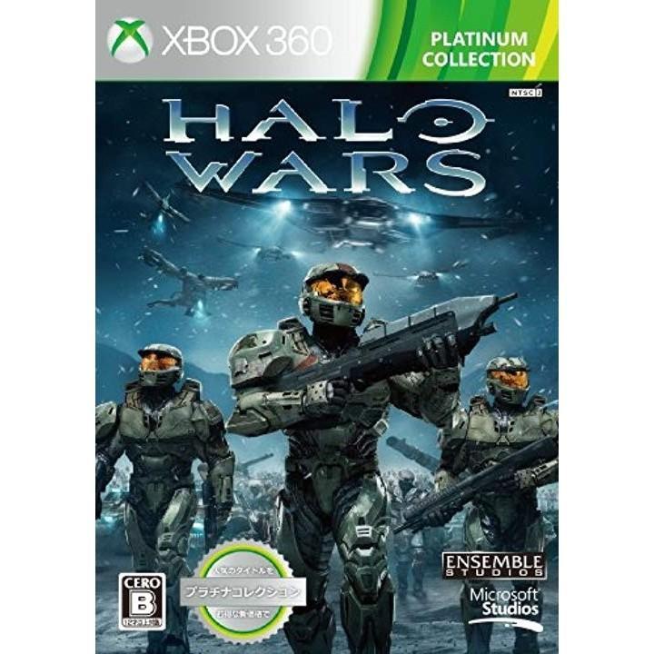 Halo Wars Xbox360 プラチナコレクション(Xbox 360)