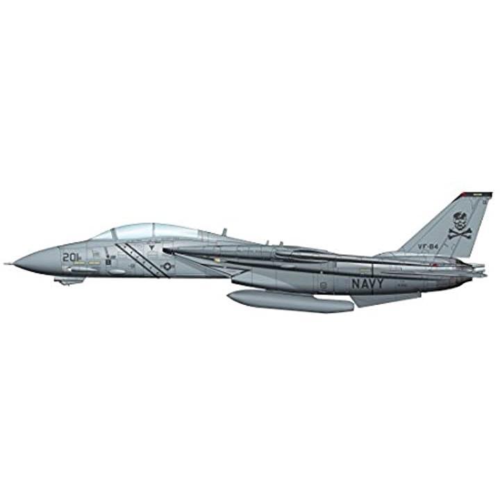 1/72 F-14A トムキャット 第84戦闘飛行隊 砂漠の嵐作戦 完成品[HA5212]