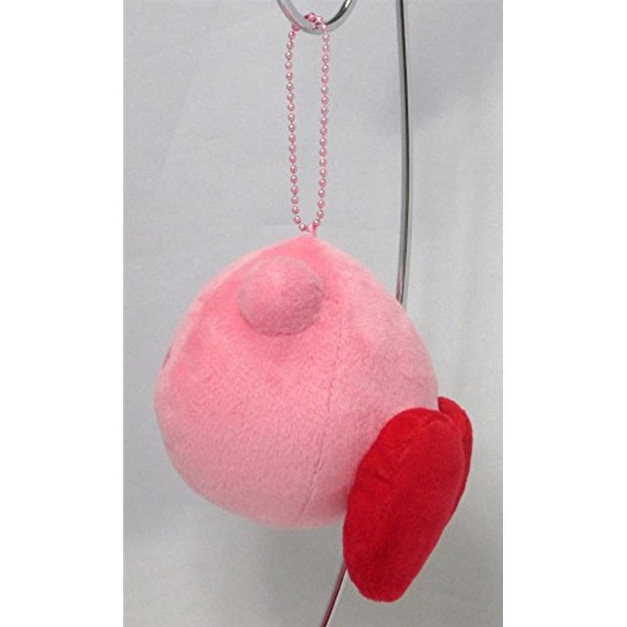 星のカービィ カービィMC ぬいぐるみ ボールチェーン付きマスコット 高さ9cm ホバリング[151003]|zebrand-shop|03