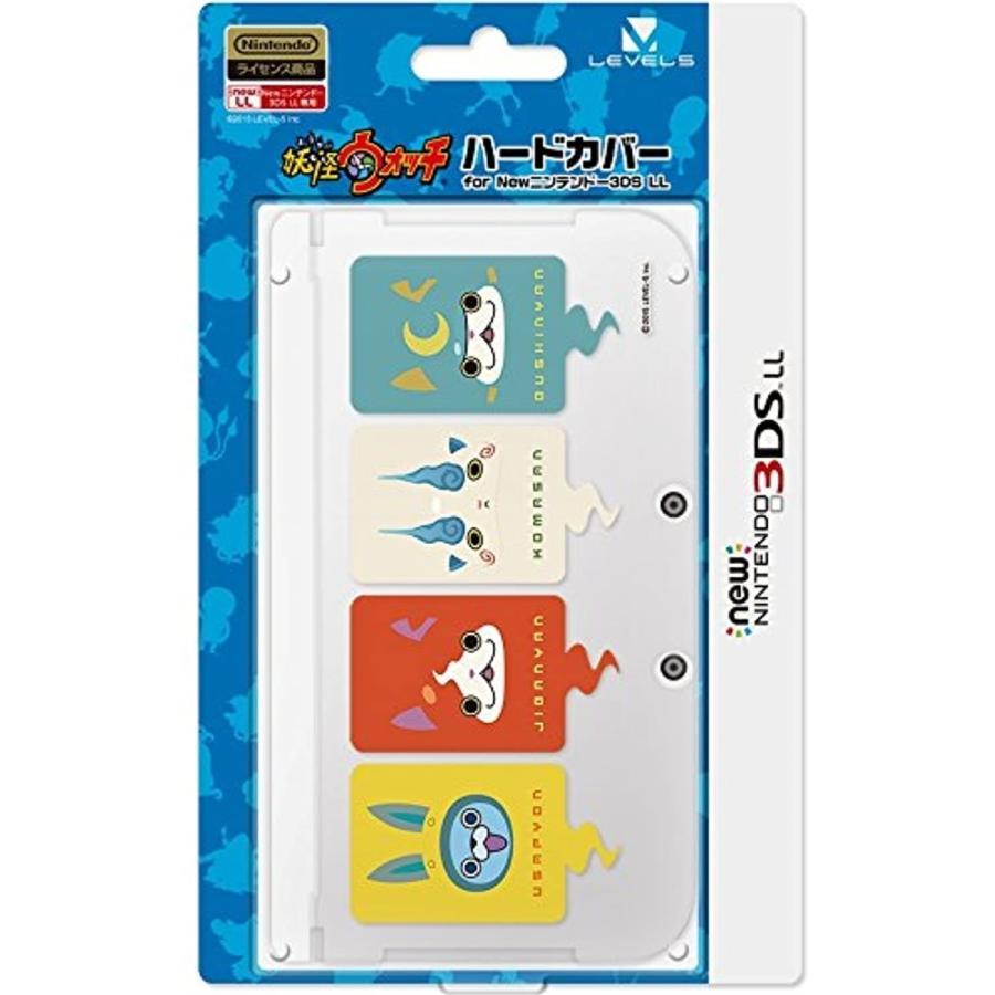 妖怪ウォッチ ハードカバー for New ニンテンドー3DS LL LVAC-0008(Nintendo 3DS)|zebrand-shop