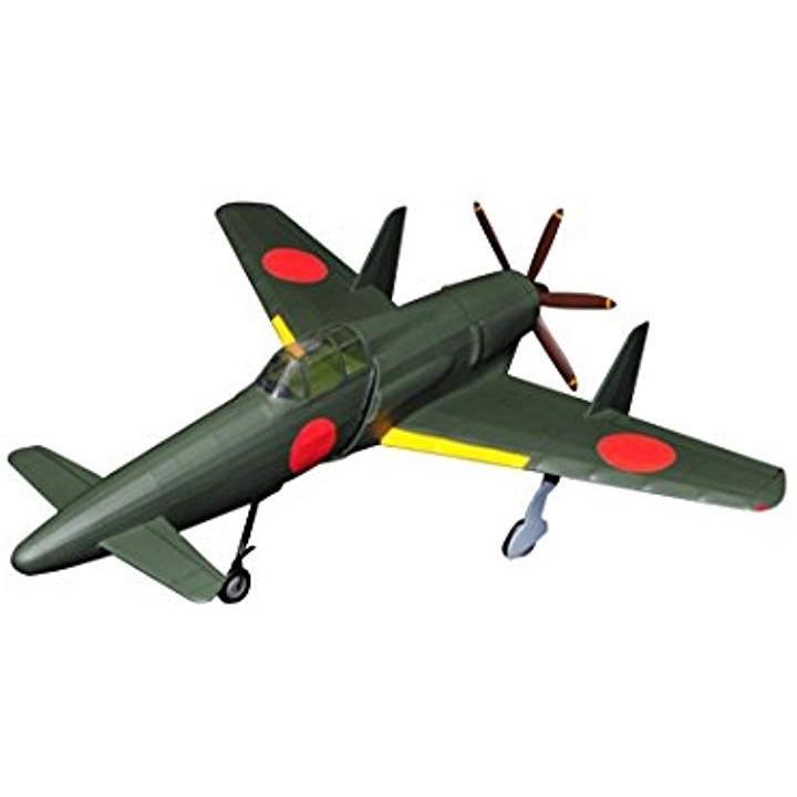 震電 ゴム動力模型飛行機キット[BF-004]