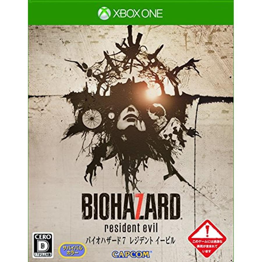 バイオハザード7 レジデント イービル - XboxOne[2200630025512](Xbox One)