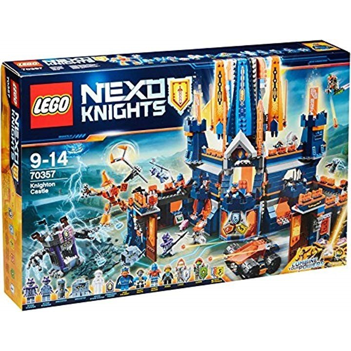 LEGOネックスナイツ ナイトン城[70357]