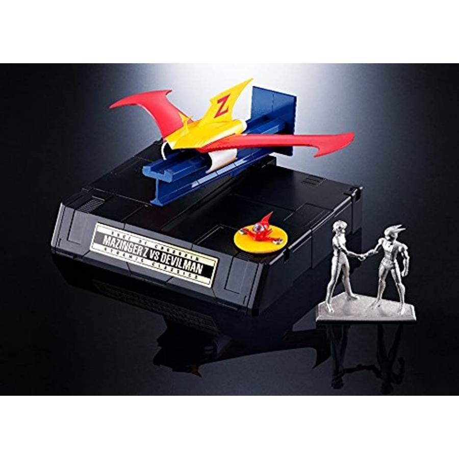 超合金魂 GX-70VS マジンガーZ D.C. 対デビルマンオプションセット『マジンガーZ対デビルマン』 魂ウェブ商店限定[14946]