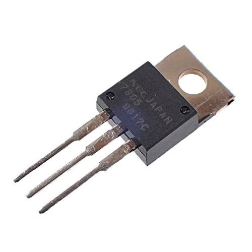 NEC 汎用品 三端子レギュレータ 5V 1A UPC7805H (5個セット)|zembuzembu|02