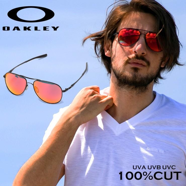 【無料クリスマスラッピング対象】 オークリー Oakley サングラス ティアドロップ ミラーレンズ ブランド メンズ OAELMONT