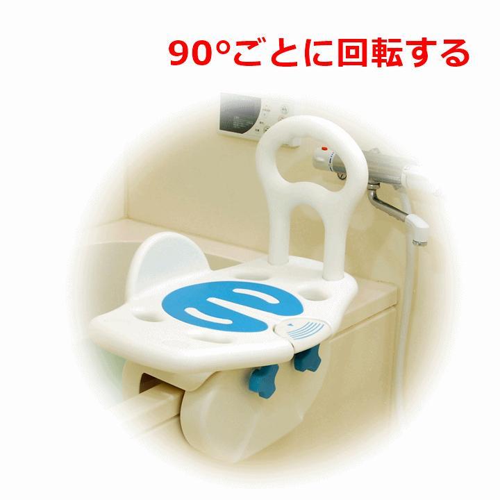 送料無料 回転バスボード(BBK-001)【風呂椅子浴槽台 移乗 回転 入浴いす 浴室いす お風呂いす 浴室用いす お風呂用いす 入浴椅子 お風呂椅子 ユニトレンド 】|zengozen-yafoo