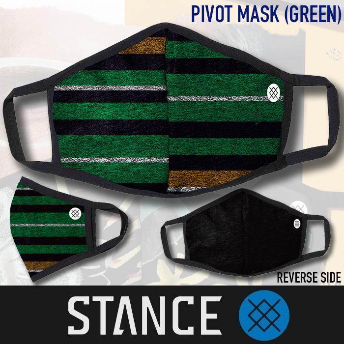 送料無料■STANCE MASK■ソックスブランド スタンス からマスクが登場 リバーシブル PIVOTモデル/定形外郵便送料無料|zenithgaragesurfplus|05