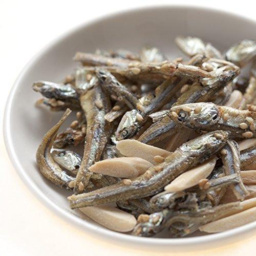 アーモンドフィッシュ 500g チャック付き袋 アーモンド小魚 国産小魚 zenkoku-online-tokyo