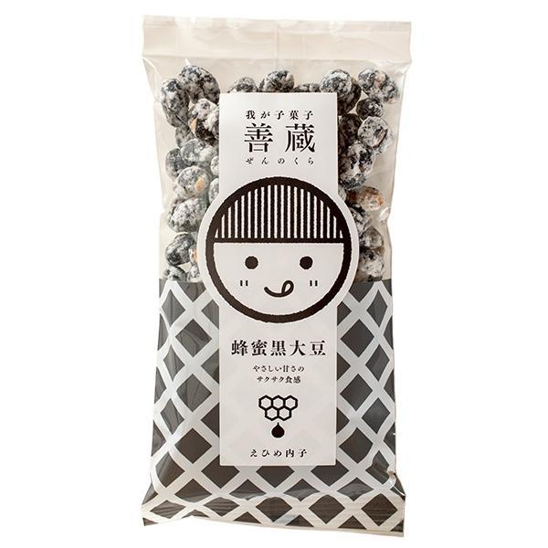 蜂蜜黒大豆95g zennokura-y 02