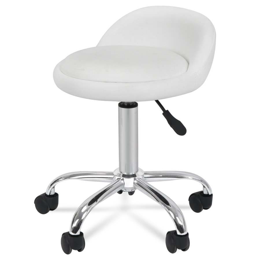 新色追加して再販 オフィススツール スツール 背もたれ付き 背もたれ 昇降式 回転椅子 丸椅子 おしゃれ キャスター付き 日本製 ZENY レザー 丸イス 高さ調整 キャスター