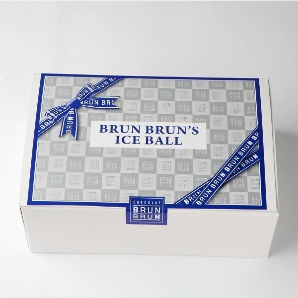 お歳暮 ギフト BRUN BRUN(ブランブリュン) アイスボール 40粒 アイスクリーム プレゼント 御歳暮|zenzaemon|05