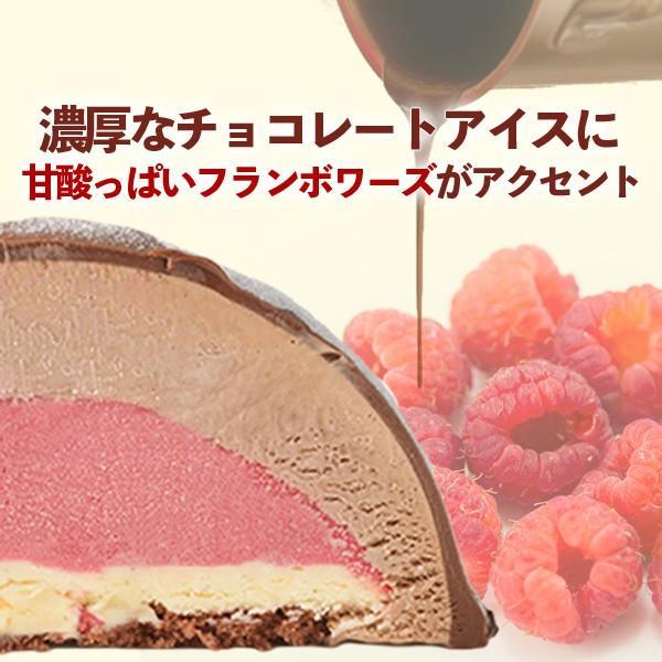 誕生日ケーキ バースデー 春華堂 クリスタルアイスケーキ チーキーワンワン アイスクリームケーキ zenzaemon 02