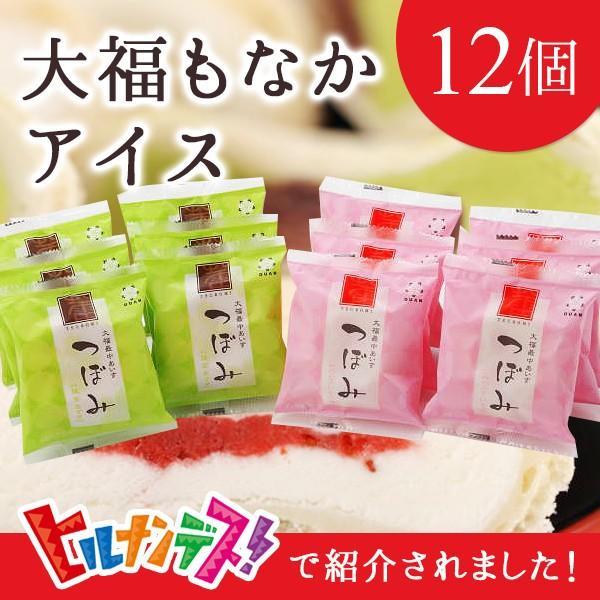 遅れてごめんね母の日 2021 桜庵 大福もなかアイス 「つぼみ」12個 アイスモナカ 苺|zenzaemon