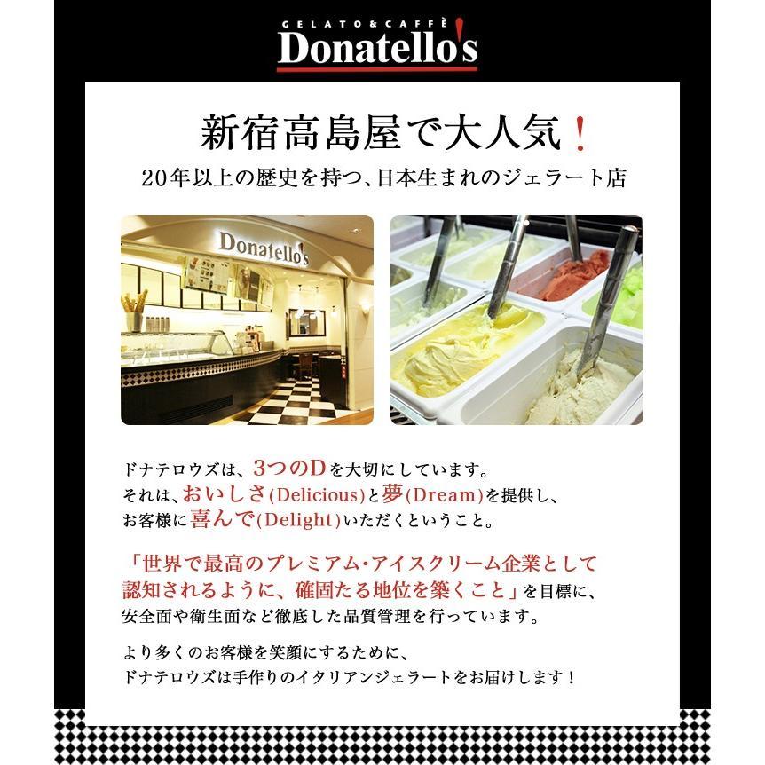 アイス ギフト お取り寄せ 残暑見舞い ドナテロウズ ジェラートギフト 12個 アイスクリーム 百貨店|zenzaemon|05