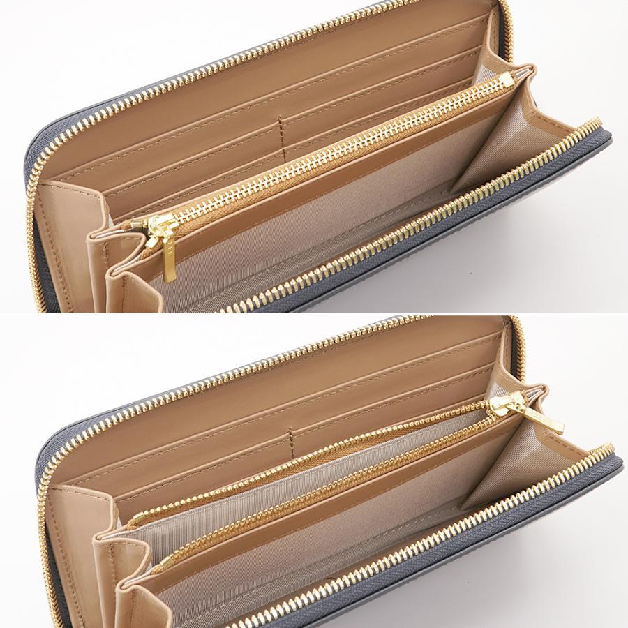 英国 最高級 皮革 ブライドルレザー 経年変化が愉しめる 財布 本革 メンズ ラウンドファスナー 長財布 (トープ)|zeppinchibahonpo|06