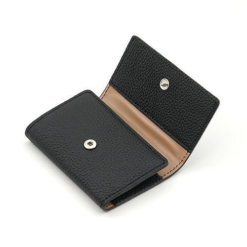 ドイツシュリンク 5連 キーケース 3つ折り カードポケット付 (黒) zeppinchibahonpo 02
