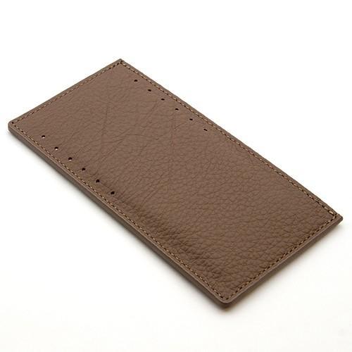 ドイツシュリンク カードケース カブセ財布にすっぽり入る カード12枚収納可能 (トープ)|zeppinchibahonpo
