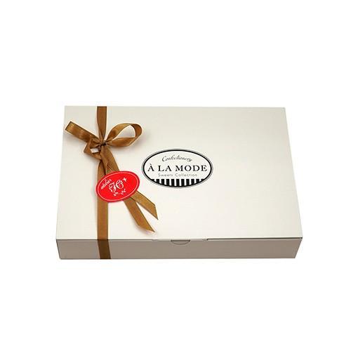 グルテンフリー ギフト 高級チョコレートケーキ 木更津の有名店 パティスリー アトリエアッシュプリュス の フォンダンショコラ スリム 5本セット 人気 スイーツ|zeppinchibahonpo|09
