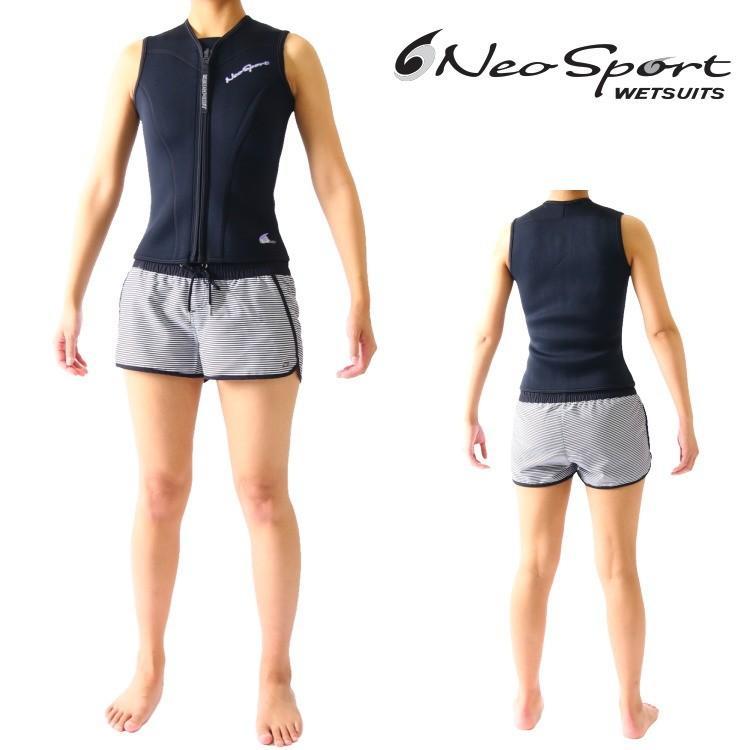 ネオスポーツ ウェットスーツ レディース ベスト ウエットスーツ ダイビングウェットスーツ Neosport Wetsuits