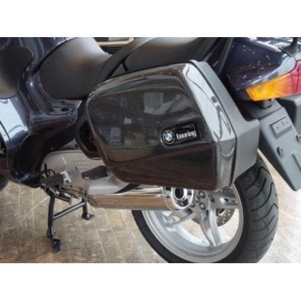パニアケースカーボンリッド 左右セット ササキスポーツクラブ(SSC) BMW K1200GT(縦置エンジン)