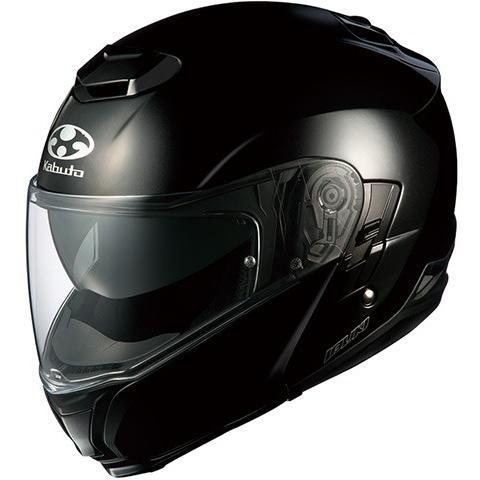 IBUKI(イブキ) ブラックメタリック XS(54-55cm) システムヘルメット OGK