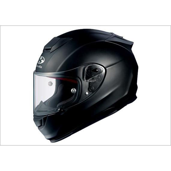 RT-33 フラットブラック Lサイズ フルフェイスヘルメット OGK(オージーケー)