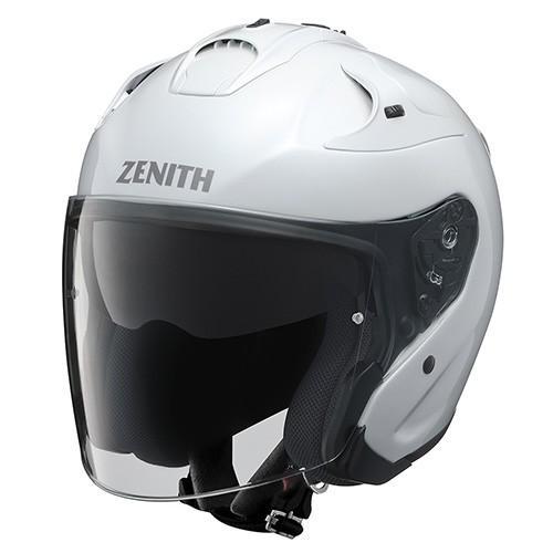 YJ-17 ZENITH-P(ゼニス-P)パールホワイト XS(53〜54cm)ジェットヘルメット YAMAHA(ヤマハ・ワイズギア)