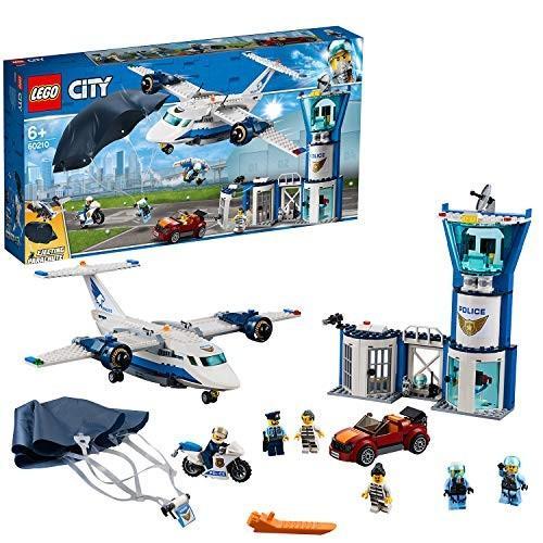 レゴ(LEGO) シティ 空のポリス指令基地 60210 新品