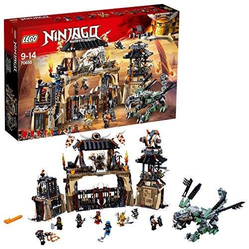 レゴ(LEGO)ニンジャゴー 挑め!ドラゴンコロシアム 70655 新品
