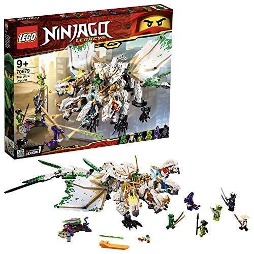 レゴ(LEGO) ニンジャゴー 究極のウルトラ・ドラゴン:アルティメルス 70679 新品