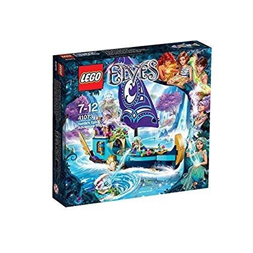 レゴ (LEGO) エルフ ナイダの船の冒険 41073 新品